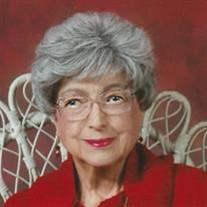 Margaret S Laws