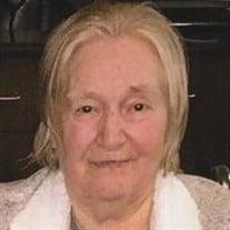 Wilma Louise Burrow Baty