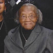 Mrs. Mary Elizabeth Cabarrus  Brooks