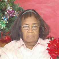 Mother Johnnie Mae Lewis
