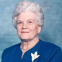 Annie  Belle Lee Matthews