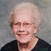 Mary Ann Meadows