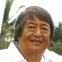 Greg Dominador Ballesteros Ramos