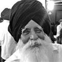 Kewal Singh Shergill