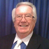 Pastor James W. Smith