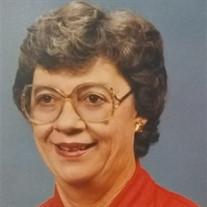 Nancy Ann Dickard McCoy