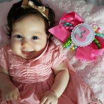 Baby Eloise Alice Bass