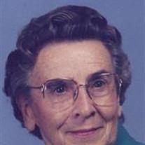 Ruth Ester Adams