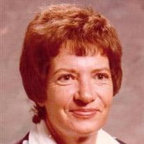 Mary F. Stephenson