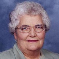 Alma Jean Storts