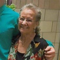 Betty Hummel Redding