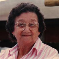 Mildred  Jane Pennison Billiot