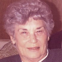 Mrs. Maggie Keith