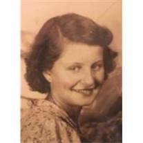Blanche Irene Starrett