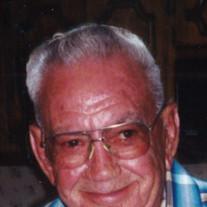 Percy Joseph Boudreaux Sr.