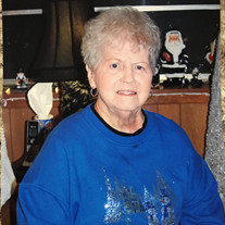 Mary  Wanda Benge
