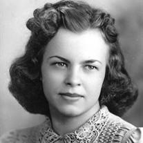 Mary Jeanette Miller