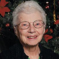 Elizabeth Jane Wasson