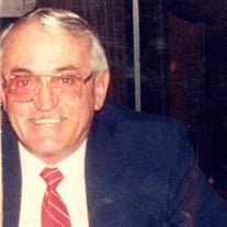 Maj.  (Ret.) Roy Bernard Burns