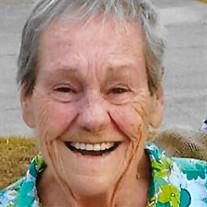 Margaret Cain Baber