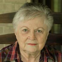 Jane Kathryn Chatterton
