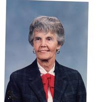 Betty Ann Monckton