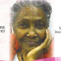 Mrs. Thelma Groce