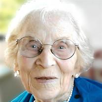 Ruth Elizabeth McWatt