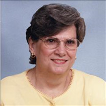 Peggy Lou Sparks