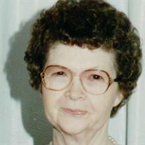 Evelyn V. Parker
