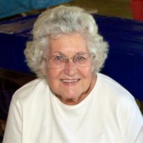 Mrs. Justine Rose Brown