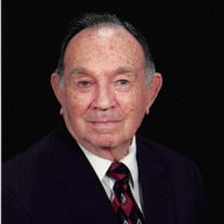 Mr.  Clarence Wilfred Satterfield