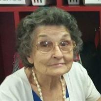 Margaret Joan Sellars