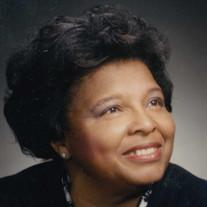 Mrs. Lillie Mae Dyson