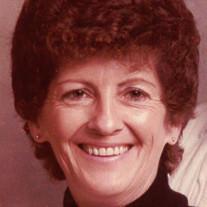 Mrs. Doris Gene Jones