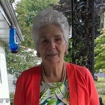 Mrs. Nora I. Sasak (Parish)