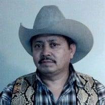 Mr. Sebastian Aparicio-Zamora