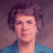 Mrs. Dorothy Maloney