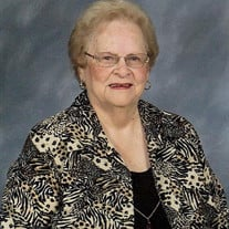 Margie Autry Evans