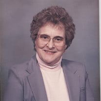 Margaret E. Bauer