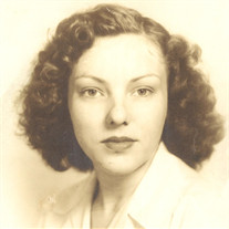 Betty  Jane Barrett
