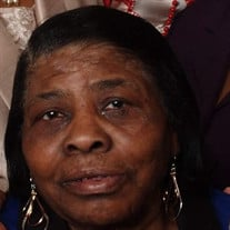 Mrs. Willie  Mae Ellison