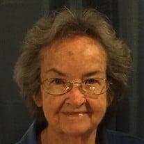 Mary  Esther Frazier Benton