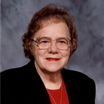 Mildred B. Hartley