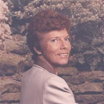 Edith Gail Walden