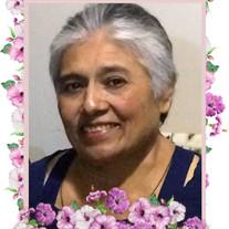 Cresenciana Francisca Barragan Loera