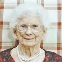 Elizabeth Anne Nye McDaniel