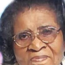 Mrs. Dorothy Curry