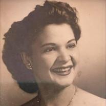 Mrs. Ethel Louise Nichols Blount