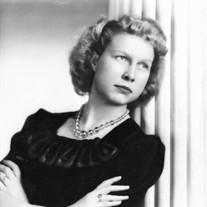 Audrey M. McCollum